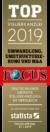 Focus-Spezial: Stolze – Dr. Diers – Beermann GmbH zählt zu den Top-Steuerkanzleien Deutschlands